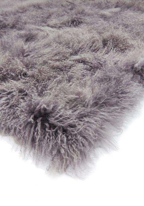 Mantra Grey Rug Closeup