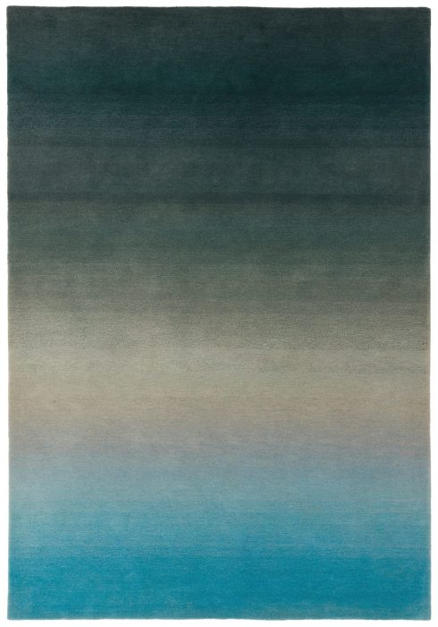Ombre Blue Rug