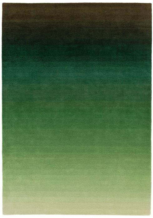 Ombre Green Rug