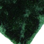 Plush Emerald Rug Closeup