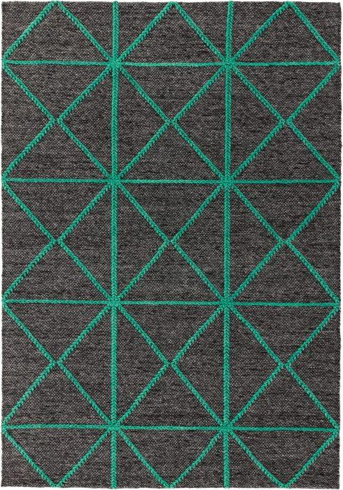 Prism Green Rug