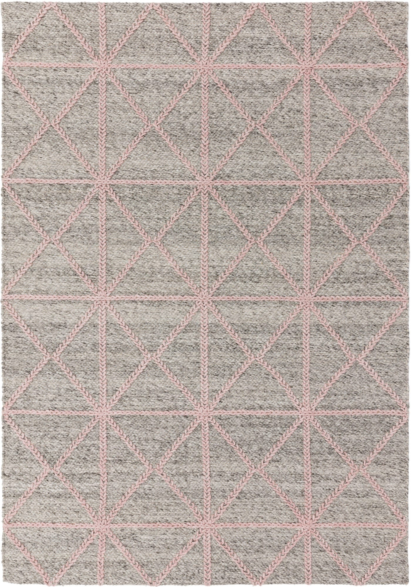 Prism Rug By Asiatic Carpets Colour Pink Rugs Uk