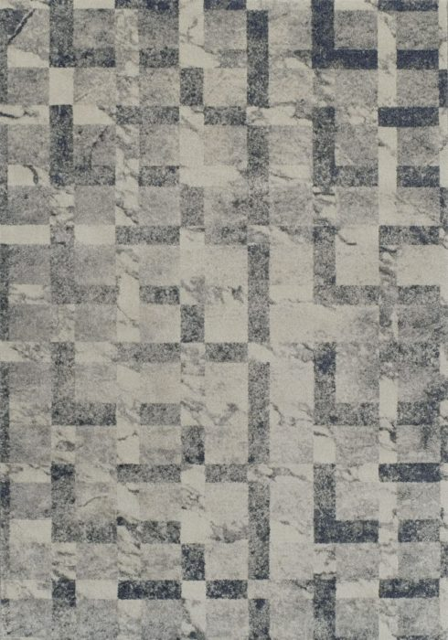 Richmond Rug by Oriental Weavers in 5506H Design; machine-woven in Egypt and constructed using a soft frisee yarn