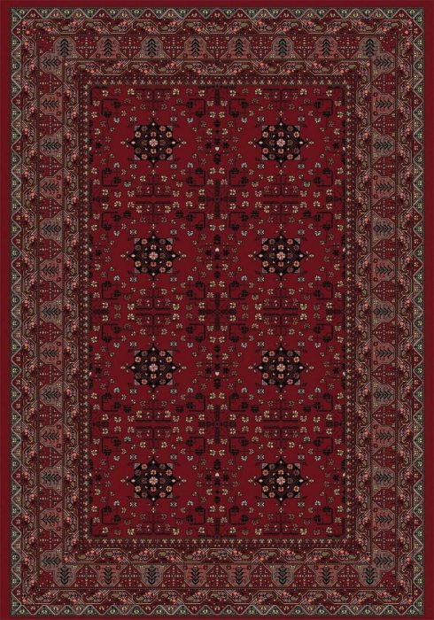 Viscount Rug by Asiatic Carpets in V61 65103-390 Design has an aristocratic tradition – classically inspired design