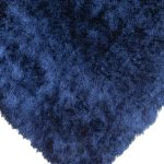 Whisper Navy Blue Rug Closeup