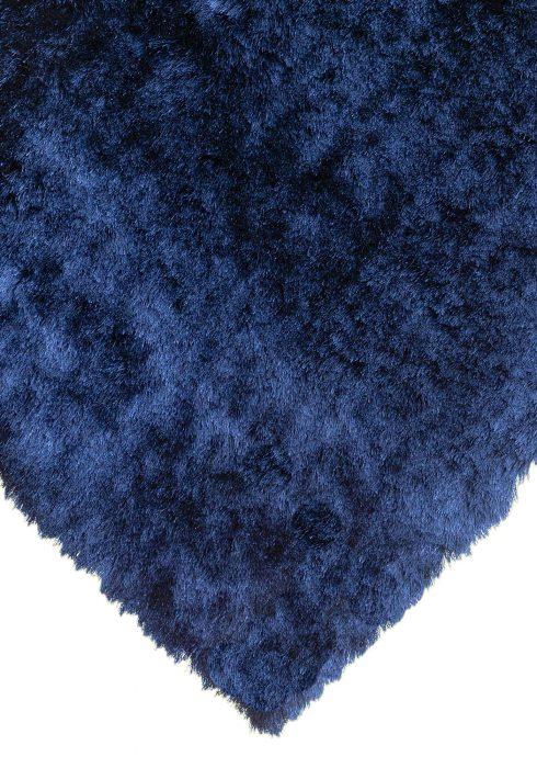 Whisper Navy Blue Rug Closeup