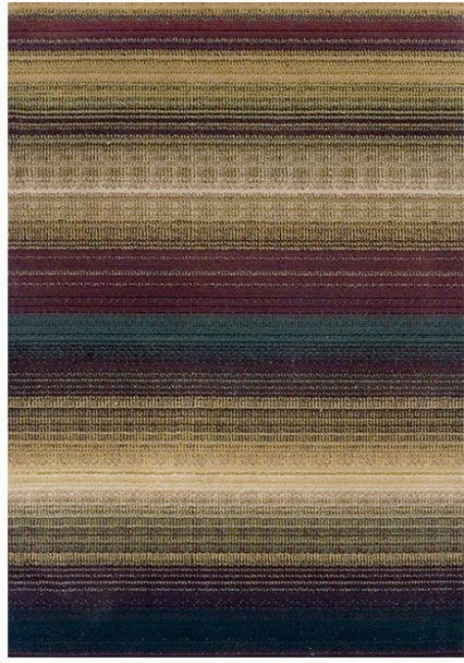 Apollo Rug by Oriental Weavers in 1435H Design has unique space dye yarn, fusing traditional colours with modern patterns