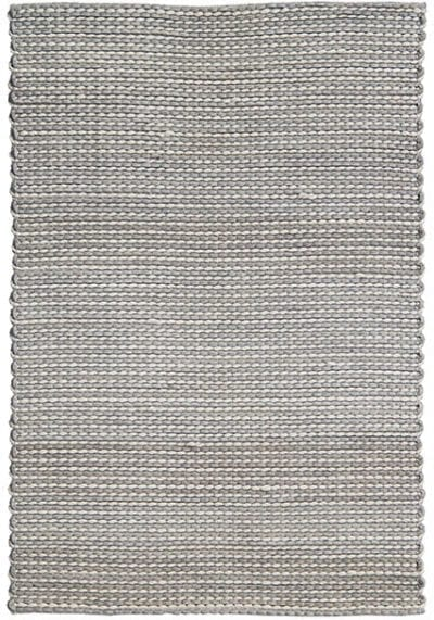 Ashton Rug by Oriental Weavers in Grey Colour; Handwoven with 100% felted wool, the Ashton rug is sophisticated and cosy