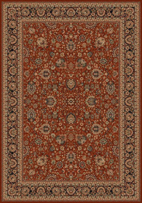 Kashqai Rug by Mastercraft Rugs in 4362 300 Design; made with environmentally friendly T5 100% worsted yarn wool