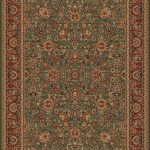 Kashqai Rug by Mastercraft Rugs in 4362 400 Design; made with environmentally friendly T5 100% worsted yarn wool