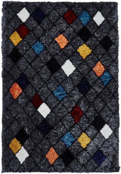 Broadway BW1408 Charcoal Rug