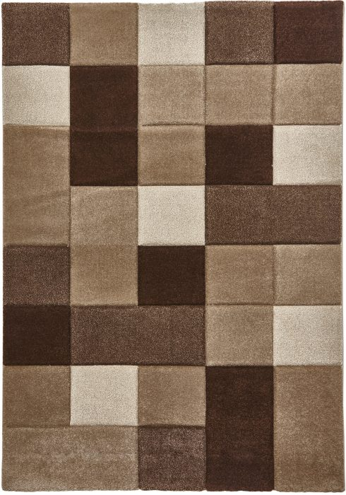 Brooklyn 646 Beige.Brown _2 Rug