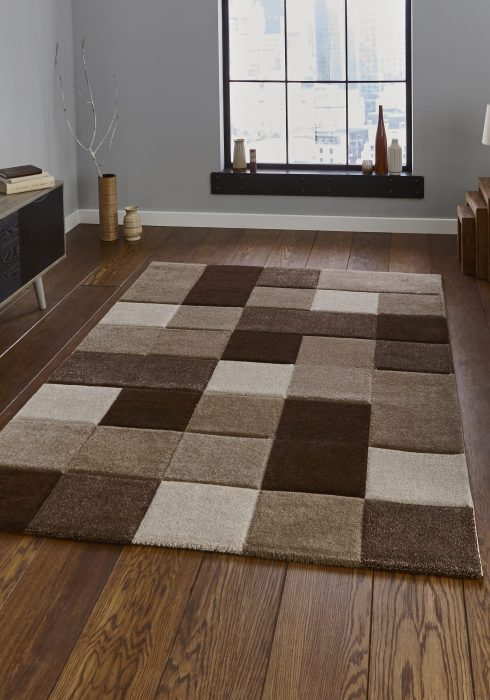 Brooklyn 646 Beige.Brown _9 Rug