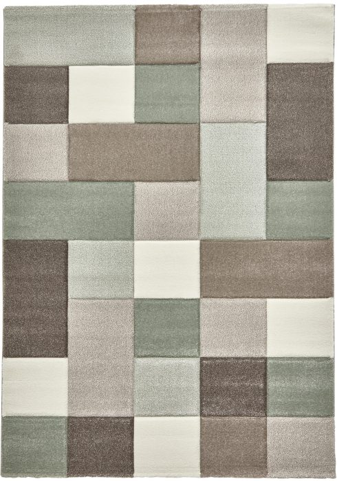 Brooklyn 646 Beige.Green _2 Rug