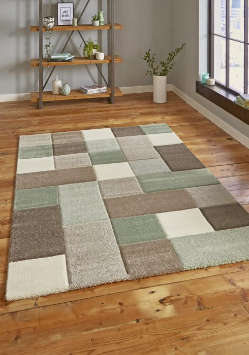 Brooklyn 646 Beige.Green _9 Rug
