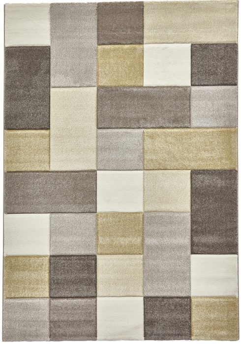 Brooklyn 646 Beige.Yellow _2 Rug