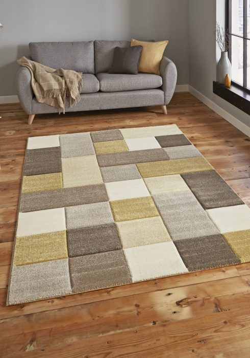Brooklyn 646 Beige.Yellow _9 Rug