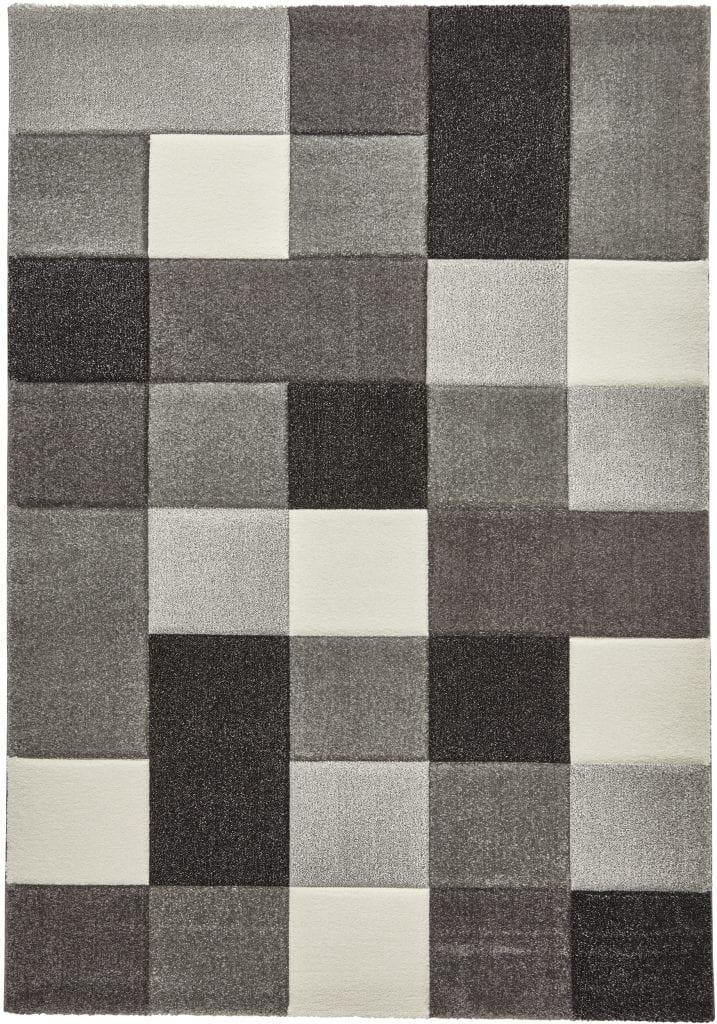 Brooklyn Rug Colour 646 Grey By Think Rugs Rugs Uk