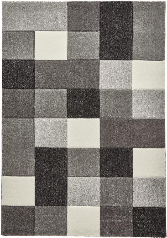 Brooklyn rug colour 646 Grey by Think