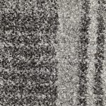 Elegant 4892 Beige Black Rug Closeup 4