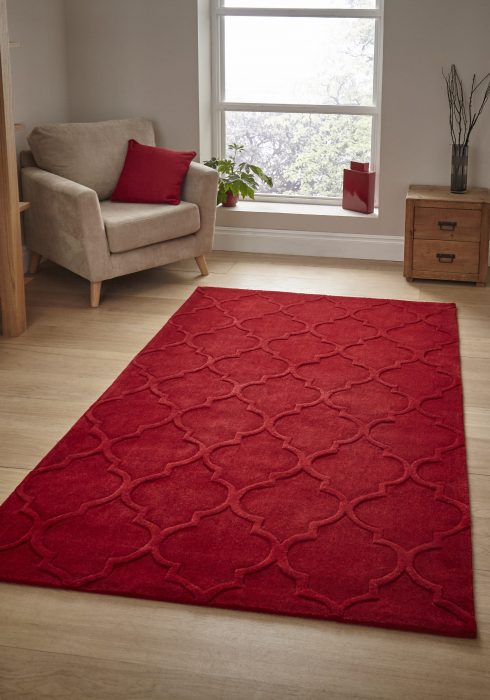 Hong Kong 8583 Red _9 Rug