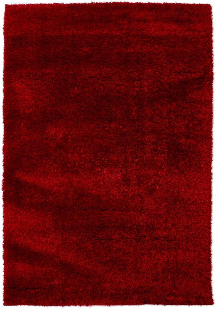 Velvet Rug By Flair Rugs Colour Red Rugs Uk
