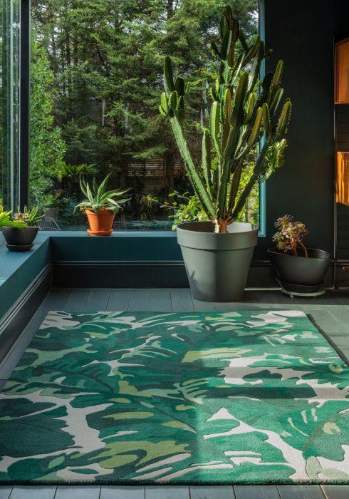 Matrix MAX73 Palm Rug Roomset