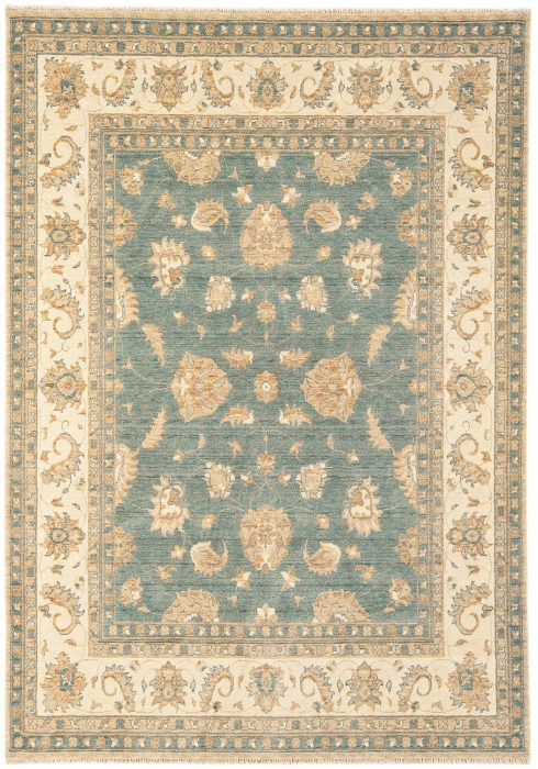Chobi Rug by Asiatic Carpets in CB04 Design; created from hand-spun wool yarns & then hand washed for authentic look & feel