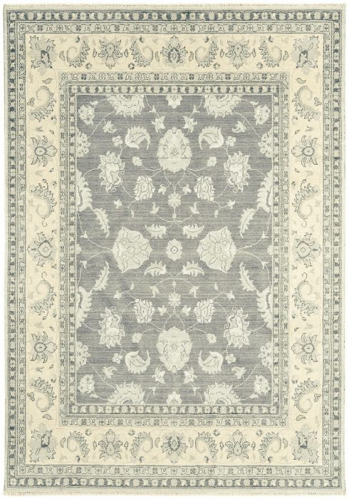 Chobi Rug by Asiatic Carpets in CB09 Design; created from hand-spun wool yarns & then hand washed for authentic look & feel