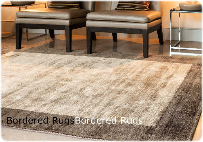 Bordered Rugs Section - Main Image