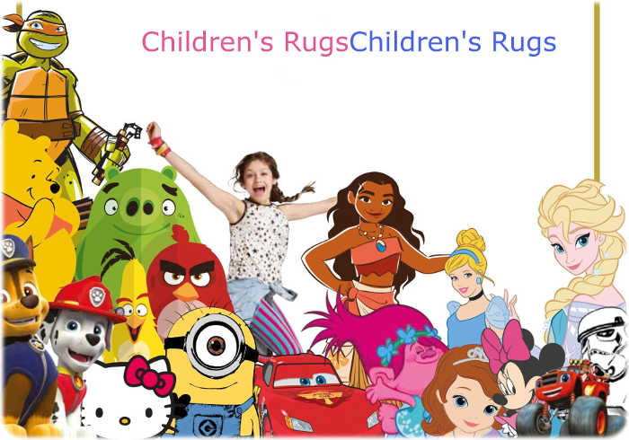 Childrens Rugs Section - Main Image