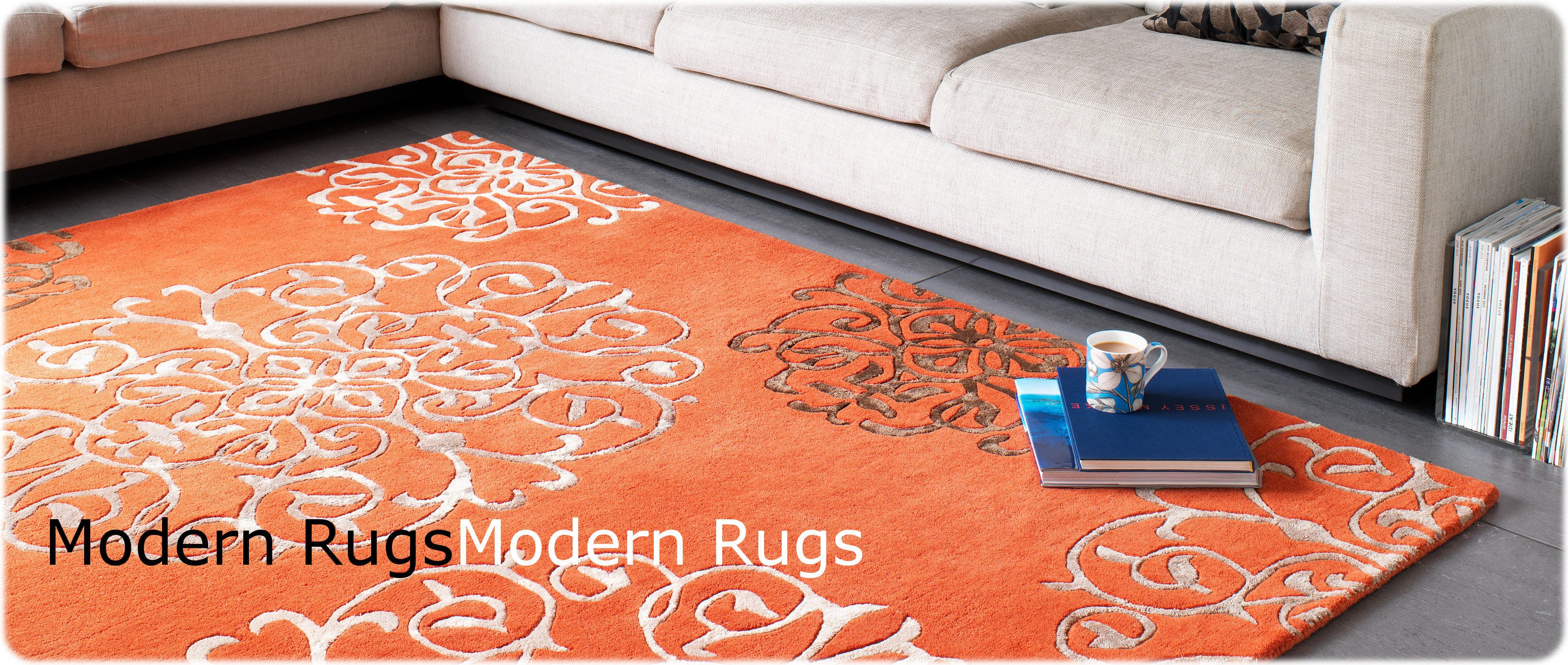 Modern Rugs Section - Main Image