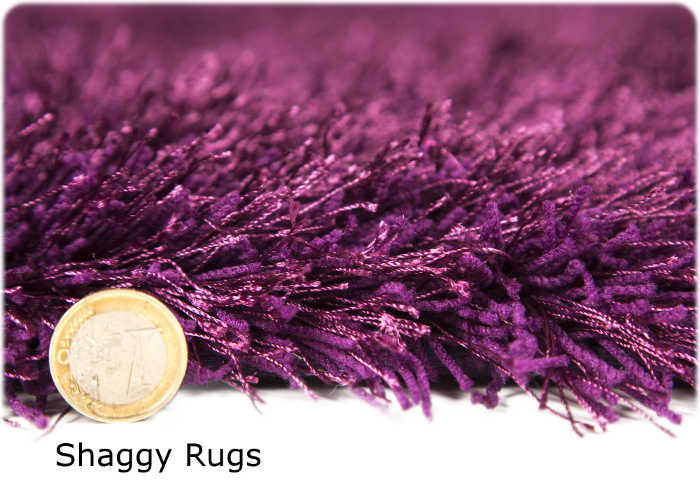 Shaggy Rugs Section - Main Image