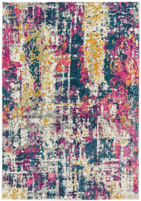 Colt Rug by Asiatic Carpets in CL01 Abstract Multi Design; a combination of modern classics and bold geometrics