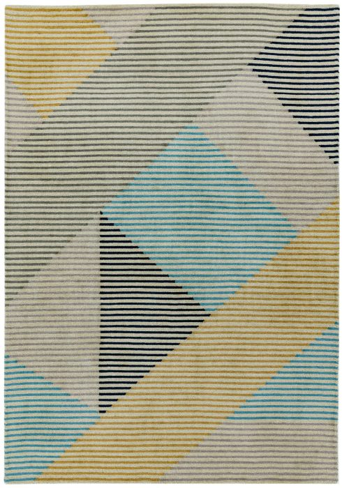 Dash DA03 Blue Multi Rug