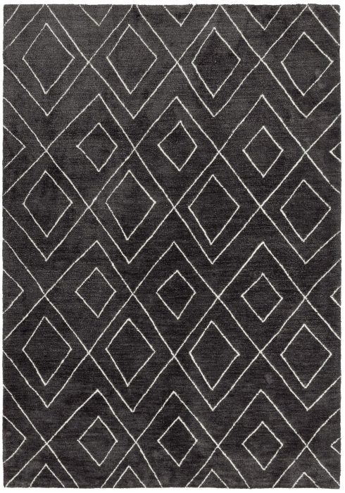 NM01 Dark Grey Rug