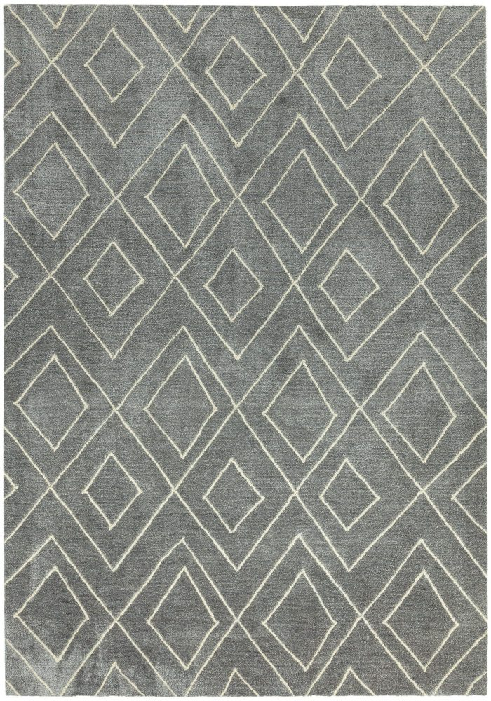 NM04 Silver Rug