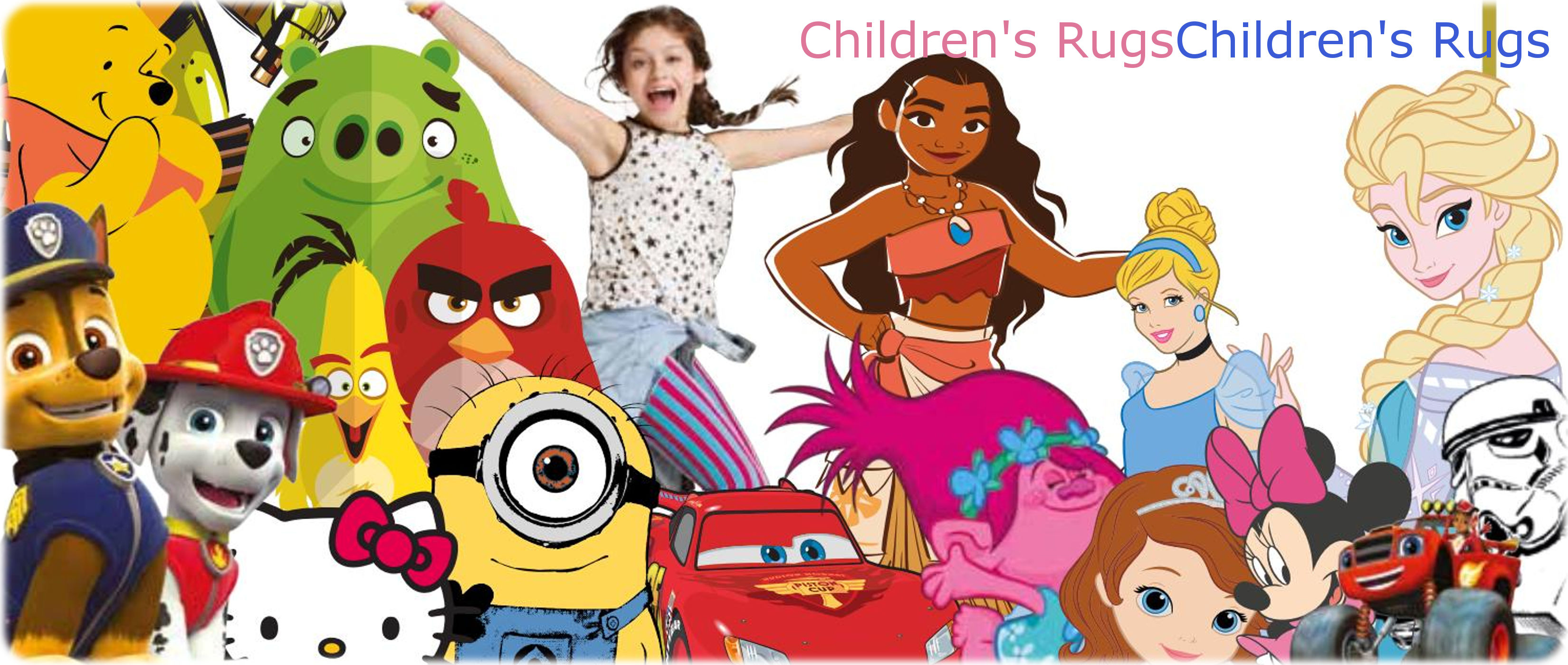 Children's rugs logo