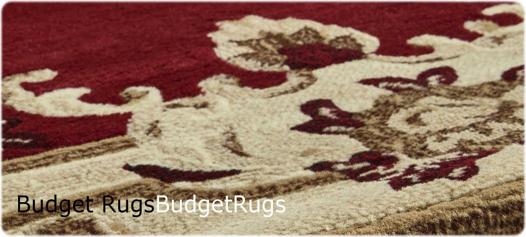 budget rugs logo