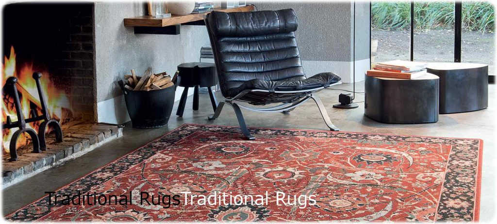 traditional rugs logo
