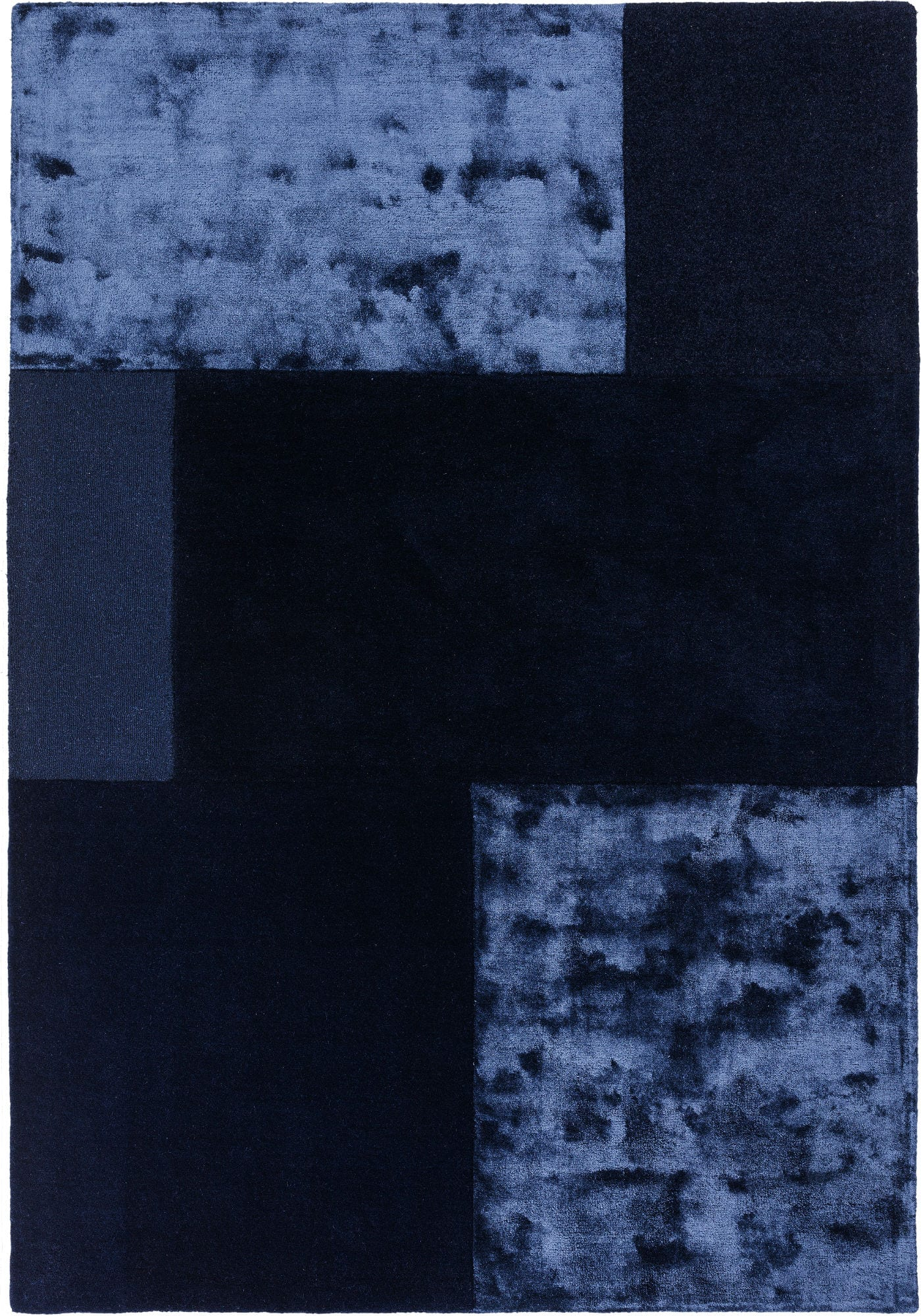 Rug By Asiatic Carpets Colour Navy Blue