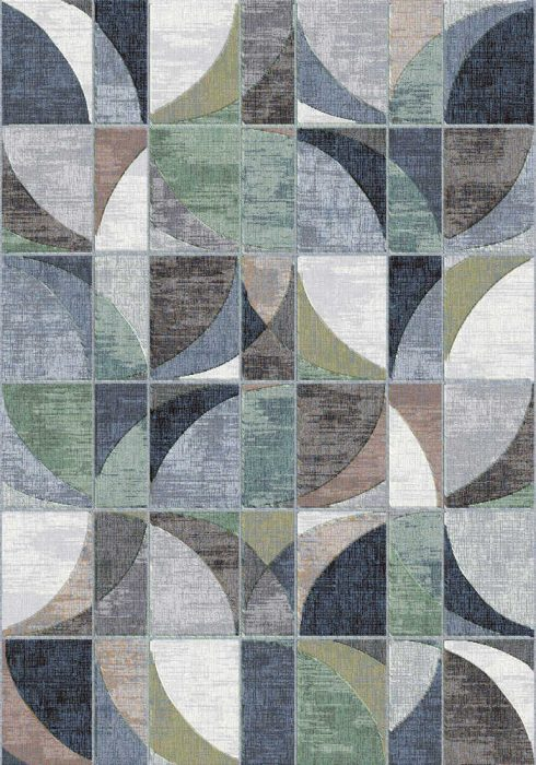 Galleria Rug by Mastercraft Rugs in 063-0650-6656 Design with contemporary looks and harmonious, clever colouring